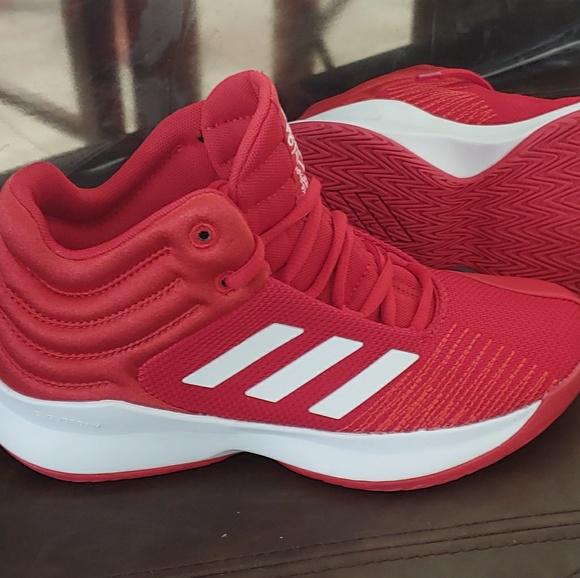 adidas Shoes | Red Adidas Boys Shoe
